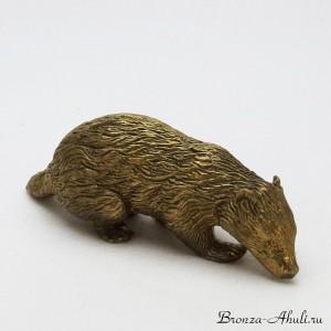 Барсук миниатюра
